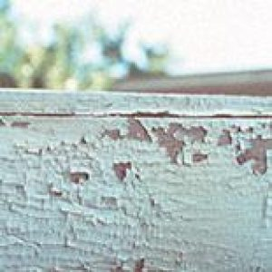 What causes paint to blister