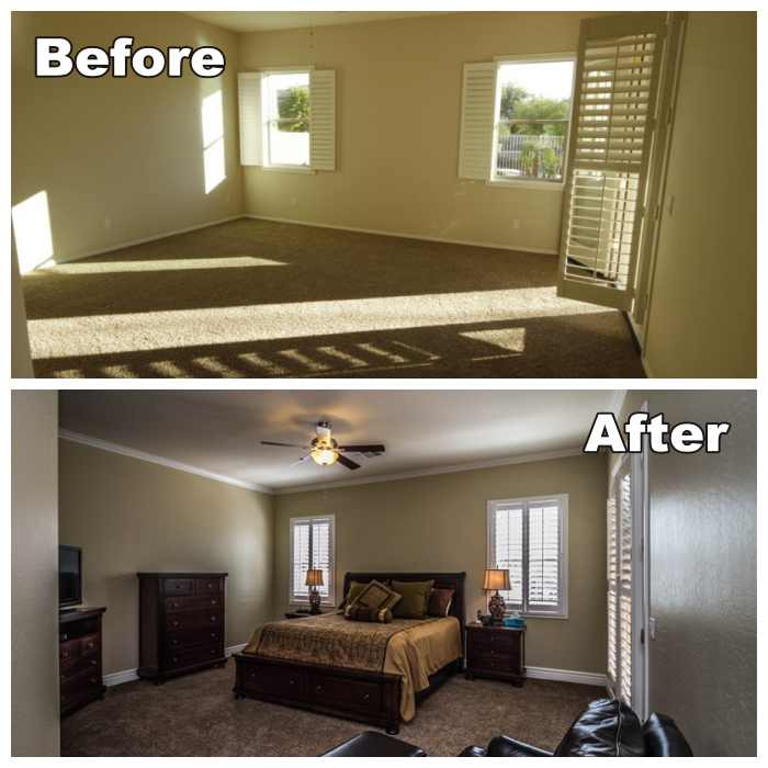 Professional interior house painting services