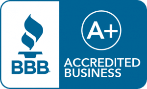 Better Business Bureau BBB A+ Accredited Business