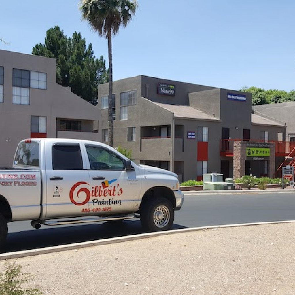 Commercial Painting Cost Per Square Foot - Gilbert's Commercial Painting Phoenix Arizona